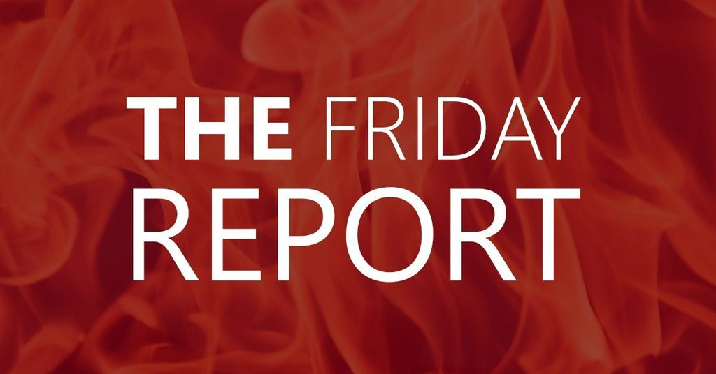 Friday report