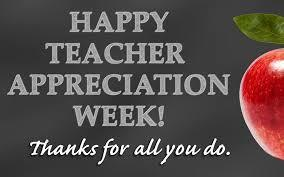 Happy Teacher week