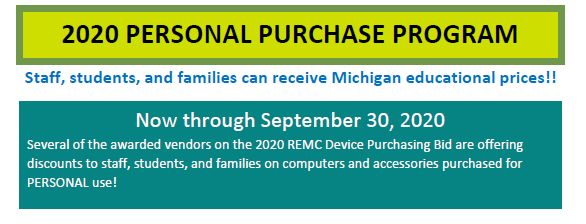 Personal Purchase Program